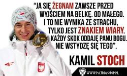 Kamil Stoch ma już trzy złote medale igrzysk olimpijskich