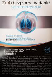 Spirometria płuc