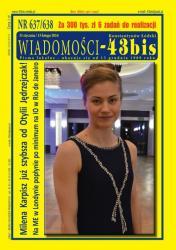 NR 637/638 WIADOMOŚCI - 43bis