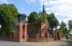 Uroczystości w kościele Nawiedzenia NMP w Srebrnej