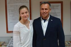 Znów medale Mileny Karpisz