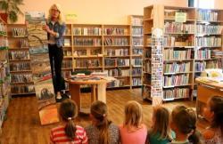 Do biblioteki nie tylko po książki