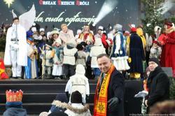 1,3 mln uczestników Orszaku Trzech Króli