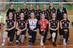 Młodziczki Lidera wicemistrzem województwa łódzkiego