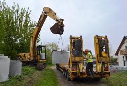 Kanalizacja komunalna dla Osiedla Kilińskiego-Południe