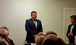 Minister rozmawiał z konstantynowianami