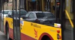 Autobusy linii G2 inaczej