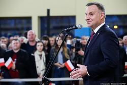 Prezydent RP Andrzej Duda o polskich sprawach