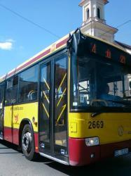 W piątek po święcie Bożego Ciała autobusy 43A i 43B jak w dzień roboczy