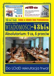 NR 647/648 WIADOMOŚCI - 43bis
