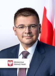 Poparcie dla wiceministra pos. Tomasza Rzymkowskiego