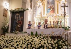 Obraz Matki Bożej w Srebrnej