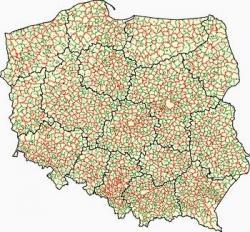 Konstantynów Łódzki na 289 miejscu w Polsce