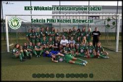 Piłkarki KKS-u zaczynają III ligę