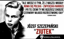 """10.09.1944 poległ """"Ziutek"""""""