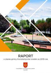 Raport o stanie gminy 2019