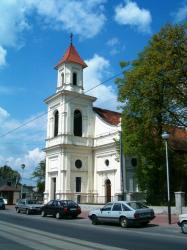 Z parafii Świętego Józefa Robotnika