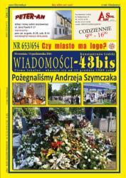 NR 653/654 WIADOMOŚCI - 43bis