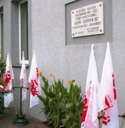 Rocznica strajku w MPK-Łódź