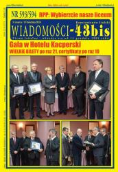 NR 593/594 WIADOMOŚCI - 43bis