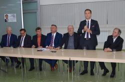 Zjazd parlamentarzystów PiS-u