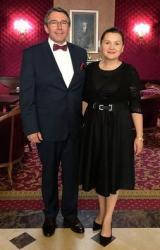 Beata i Krzysztof Wielkopolanowie zasłużeni