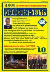 NR 589/590 WIADOMOŚCI - 43bis