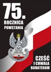 75. rocznica AK