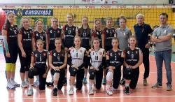 Młodziczki Lidera na ósmym miejscu w Polsce!