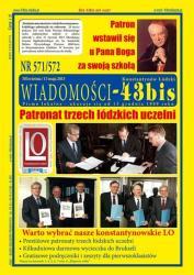 NR 571/572 WIADOMOŚCI - 43bis