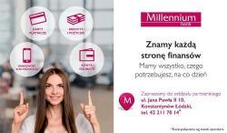 Millennium zna każdą stronę finansów