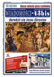 """Wiadomości - 43bis"" nr 683/684"