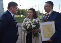 Poseł pogratulował zasłużonym. Tomasz Rzymkowski świetnie zna problemy Konstantynowa Łódzkiego!
