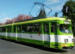 W sobot� tramwaje inaczej