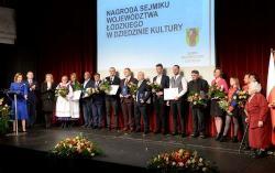 Nagroda dla Krystyny Urbańczyk
