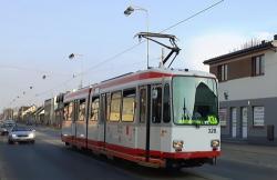 Prace ws. tramwajów podmiejskich znów opóźnione