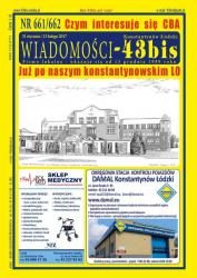 NR 661/662 WIADOMOŚCI - 43bis