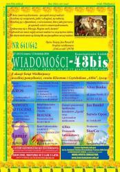 NR 641/642 WIADOMOŚCI - 43bis
