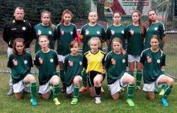 Sukces młodych piłkarek KKS