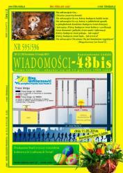 NR 595/596 WIADOMOŚCI - 43bis
