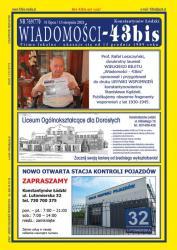 """Wiadomości - 43bis"" nr 769/770"