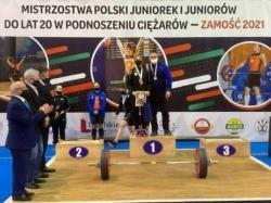 Maria Karolak Mistrzynią Polski