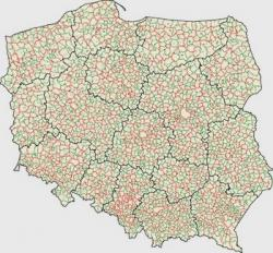 Konstantynów Łódzki na 192 miejscu w Polsce