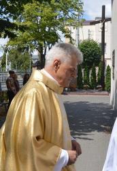 Ks. Leszek Kaźmierczak już w Konstantynowie Łódzkim