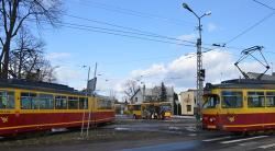 Autobus zamiast tramwaju?