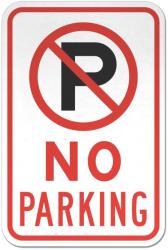Nie ma już parkingu przy ul. Kopernika 7