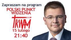 Poseł Tomasz Rzymkowski zaprasza