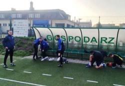 Piłkarze KAS-y pierwsi wznowili treningi