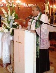 Ks. Marian Bańbuła na emeryturze