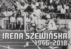 Nie żyje Irena Szewińska